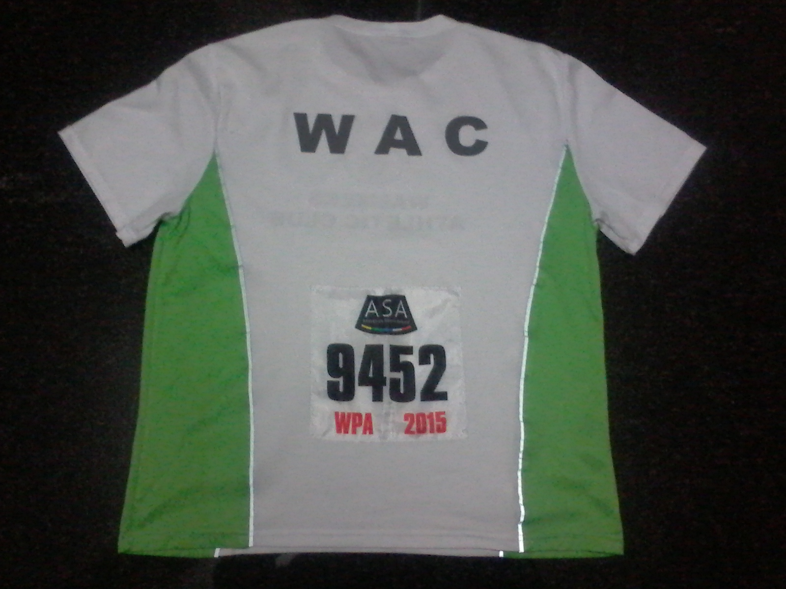 WAC-Short Sleeve-Back